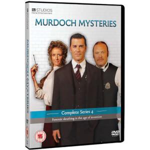Murdoch Mysteries - Series 4