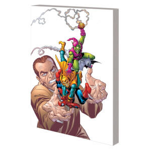 Marvel Spider-Man: Hobgoblin Lives Graphic Novels Paperback