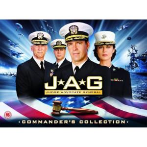 JAG - L'intégrale en DVD, saisons 1 à 10
