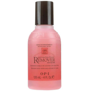 OPI Acetone Free Polish Remover 120ml- Discontinued