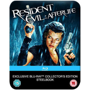 Resident Evil: Afterlife - Limited Steelbook Edition