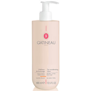 Лосьон-акселератор загара для лица и тела Gatineau Tan Accelerating Lotion (400 мл)