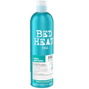 Shampoing réparateur Tigi Bed Head Recovery Level 2 Urban Antidotes - 750ml