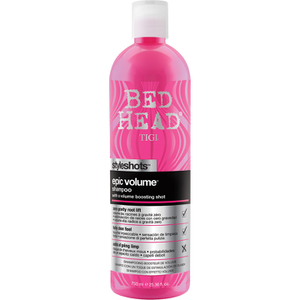 TIGI Bed Head Styleshots Epic Volume Shampoo (750ml)
