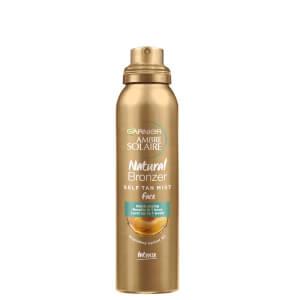 Ambre Solaire Natural Bronzer Bronzer de secado rápido Autobronceador facial 75ml