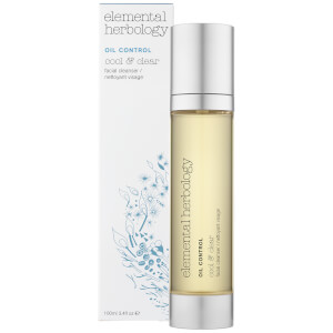 Elemental Herbology Cool & Clear Facial Cleanser 100ml
