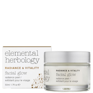 Elemental Herbology Facial Glow Radiance Peeling 50ml