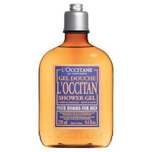 L'Occitane Shower Gel - L'Occitan (250ml)