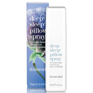 this works Deep Sleep ピロースプレー(75ml)