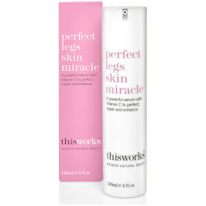 this works Perfect Legs Skin Miracle Pflege für Beine 120ml