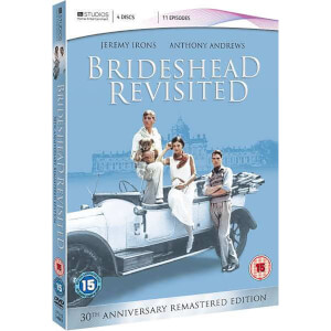 Brideshead Revisited - Complete Verzameling - Digitally Remastered