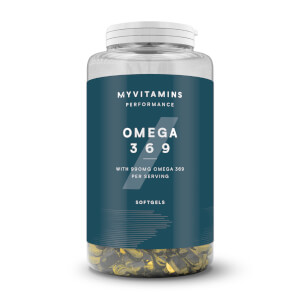 Omega 3-6-9 Softgels