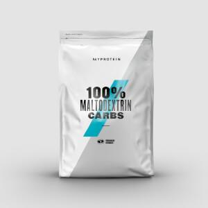 100% maltodekstrīna ogļhidrāti