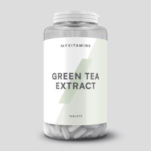 Extracto de Té Verde Comprimidos