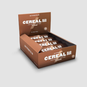 Cereal Bar - Double Chocolate 12 Bars