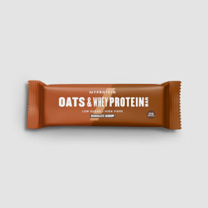 Oats & Whey Protein Bar (Tester)