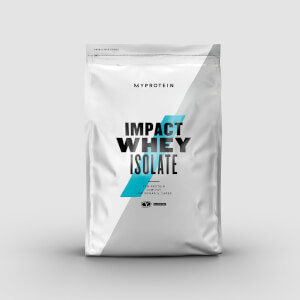 Myprotein Impact Whey Isolate, Chocolate Brownie, 1kg