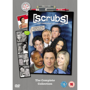 Scrubs - Coffret intégral des saisons 1 à 9