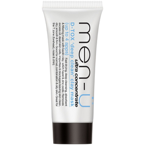men-ü Buddy D-Tox Deep Clean Clay Mask Tube (15 ml)