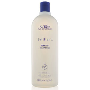 Aveda Brilliant Shampoo (1000ml) - (del valore di £ 70,00)