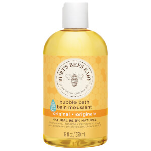 Gel de Banho Baby Bee Bubble Bath da Burt's Bees (350 ml)
