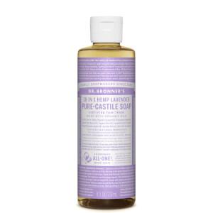 Dr Bronner's Pure Castile Liquid Soap Lavender 237ml