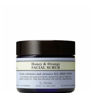 Honey & Orange Facial Scrub 75g