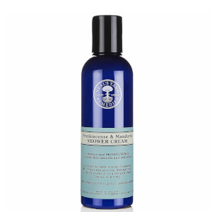 Frankincense & Mandarin Shower Cream 200ml