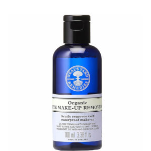 Organic Eye Make-Up Remover 100ml