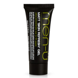 men-ü Buddy Matt Skin Refresh Gel Tube (15ml)