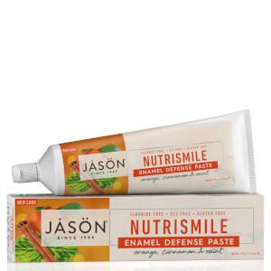 JASON Nutrismile dentifricio protezione smalto 119 g