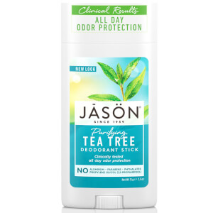 Desodorante en barra Tea Tree de JASON (75 g)