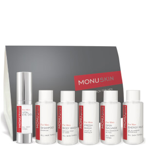 MONUSKIN for Men Leisure Pack set di prodotti