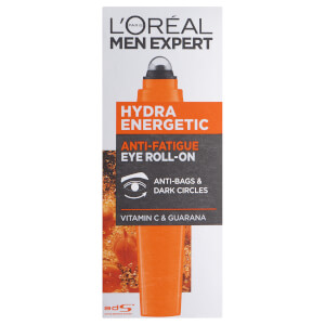 L'Oréal Men Expert Hydra Energetic Cooling Eye Roll-On -silmänympärysvoide (10ml)