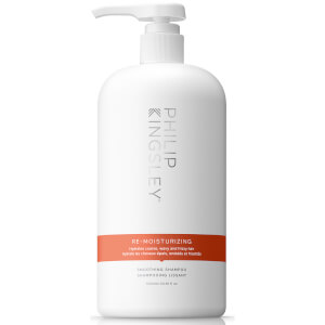 Philip Kingsley Re-Moisturizing Smoothing Shampoo 1000ml (Worth $152)