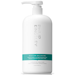 Philip Kingsley Moisture Balancing Conditioner (1000ml) - (del valore di £ 80,00)