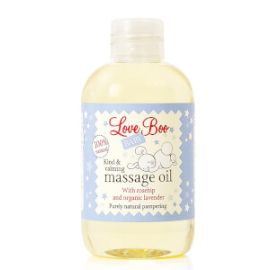 Love Boo Massage Oil -hierontaöljy (100ml)