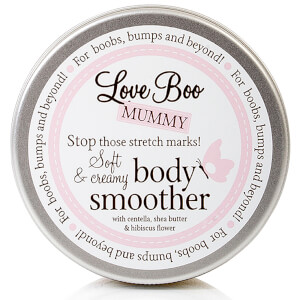Крем для тела против целлюлита и растяжек Love Boo Soft and Creamy Body Smoother
