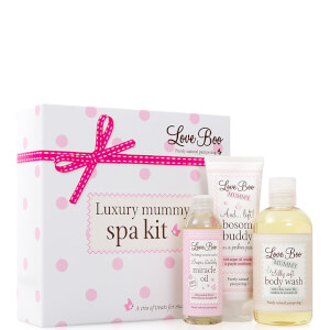 Love Boo Luxury Mummy Spa Kit (3 produkter)