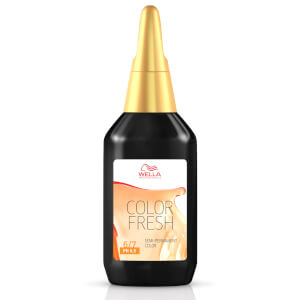 Wella Color Fresh Dark Brunette Blonde 6/7 75ml