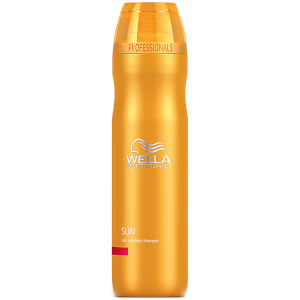 WELLA LIFETEX SUN HAIR & BODY SHAMPOO (250ml)