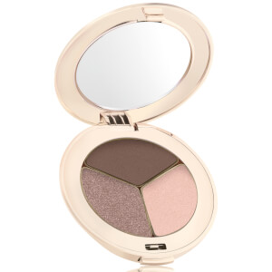 jane iredale Pressed Trio Eye Shadow - Brown Sugar
