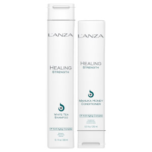 L'Anza Healing Strength Anti Ageing Duo -seerumi