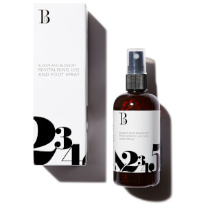 Bloom and Blossom Revitalisierendes Fuß- und Bein Spray (100ml)