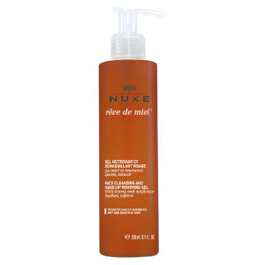 NUXE Reve De Miel Gel Nettoyant Visage - Facial Cleansing Gel (200ml)