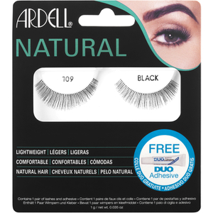 Ardell Natural Lashes 109 Svart
