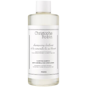 Christophe Robin Clarifying Shampoo With Camomile and Cornflower (8.4oz)