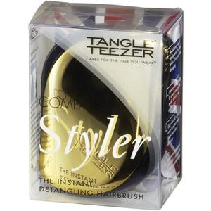 Tangle Teezer Compact Styler Hairbrush - Gold Rush: Image 7