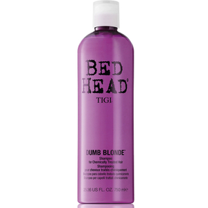 Shampoing Dumb Blonde de Tigi Bed Head (750ml)