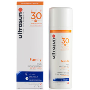 ULTRASUN FAMILY SPF 30 - SUPER SENSITIVE (150ML): Image 2